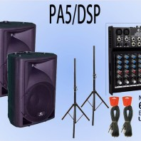 GROOVE FACTORY PA-5 DSP KIT
