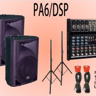 GROOVE FACTORY PA-6 DSP KIT