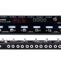 MOOER PCL6 Switcher Commander EFFECTS LOOP SYSTEM