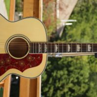 Fishbone Acoustic Jumbo FJ-200-NAT NATURAL