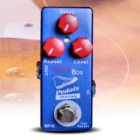 Hot Box MP/6 Analog Delay Deep Blue Clone