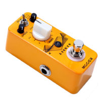 Mooer Liquid Digital Phaser 5 Different Phase Effects
