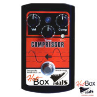 Hot Box Pedals Canada HB-CP COMPRESSOR