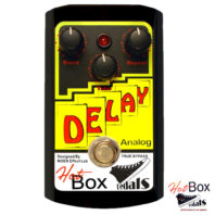 Hot Box Pedals Canada HB-AD DELAY 0 to 600ms