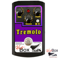 Hot Box Pedals Canada HB-TR TREMOLO  Analog
